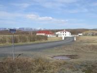 Heimreiðin að Gunnarshólma