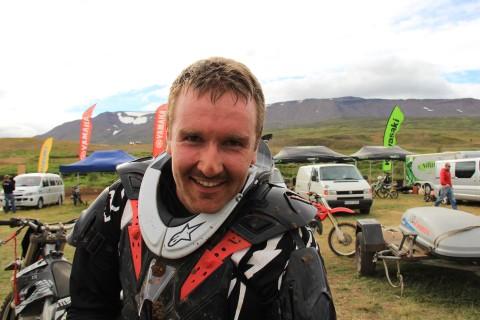 Sigurjón Snær Jónsson nýr formaður VÍK á Akureyri 2012
